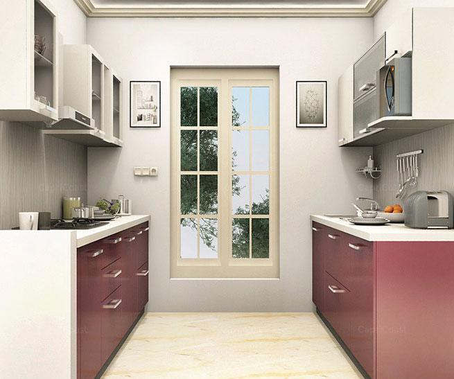 Modular Kitchen Design Faridabad